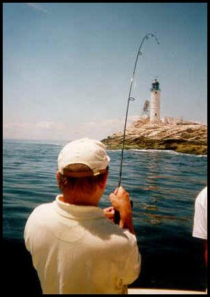Fishing maine new hampshire massachusetts for New hampshire fishing